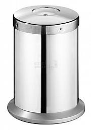 Wattespender METHOT Edelstahl 90mm hoch - Ø 48mm