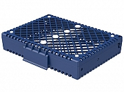 the BLUE Tray 190x140x37mm incl. Silikone 2xH + 1xN