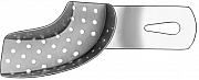 Impression Tray partial perforated Ehricke
