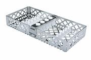 Steri-Wash-Tray 190x90x34mm 6 instr. - silicones white