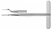 Rotary chisel 3mm bayonet